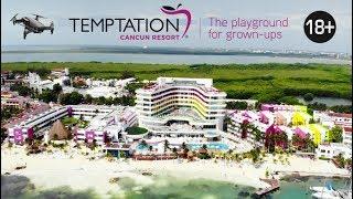 Temptation Cancun Resort - Adults Only - Spy Video - México
