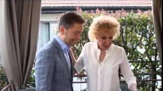 Gianluca Mech e Ornella Vanoni