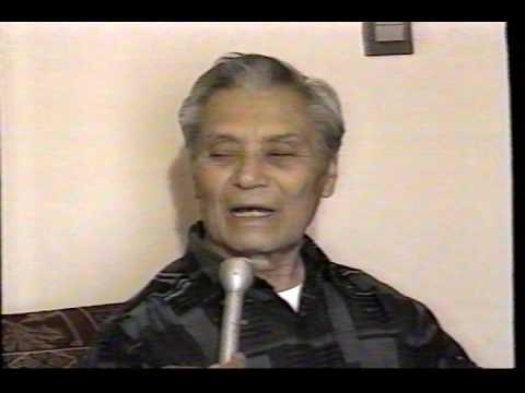 Entrevista  Valente Rodriguez