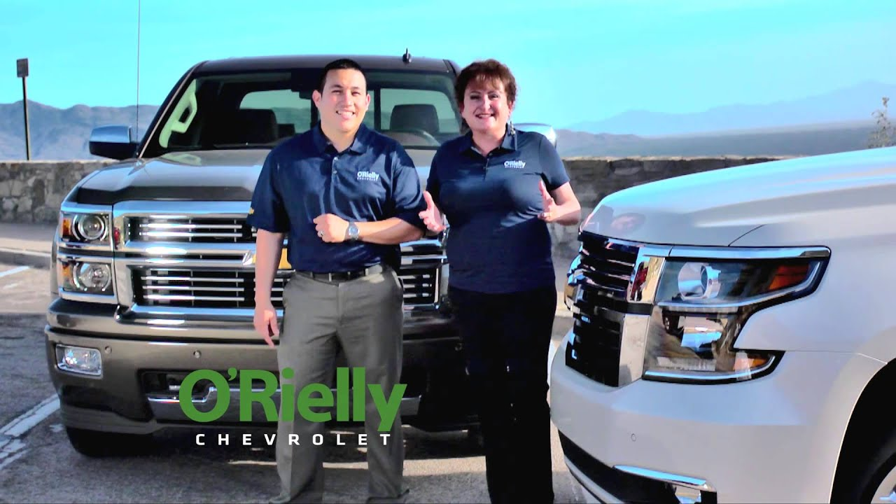 Orielly Chevrolet Tucson >> Summer Savings 1 At Orielly Chevrolet Tucson Az Your New And Used Car Dealer