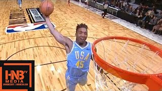 Team World vs Team USA 1st Qtr Highlights / Feb 16 / 2018 NBA Rising Stars Game