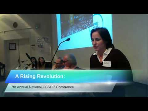 CSSDP #RisingRevolution Presents Drug Policy at the United Nations