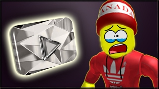 DIAMOND PLAY BUTTON!!! -The life of YouTubera in ROBLOX! (LAST EPISODE)