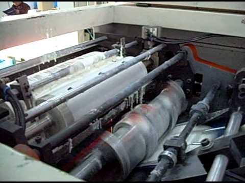 Maquina para fabricar bolsa de papel youtube - Papel de vinilo para cocinas ...