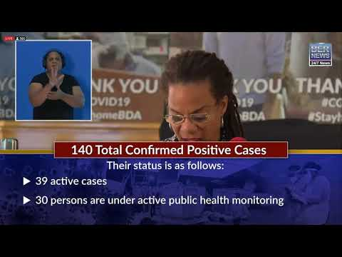 Minister Confirms 1 New Positive Case, May 28 2020