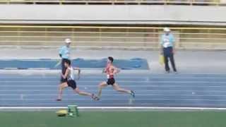 2013臺灣國際田徑錦標賽-男子1600公尺接力計時賽-長榮高中