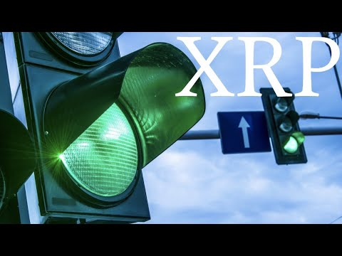 Ripple XRP - ЗЕЛЕНЫЙ СВЕТ для ДЕРЖАТЕЛЕЙ МОНЕТЫ! Рипл прогноз 2021