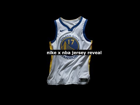Nike Reveals Their New NBA Jersey System For The 2017-18 Season
