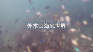 基隆外木山浮潛 天然海水泳池 七彩繽紛的豐富生態  GOPRO 5