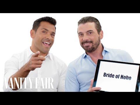 Riverdale's Mark Consuelos and Skeet Ulrich Teach You Riverdale Slang | Vanity Fair