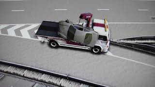 TOW TRUCK VIDEO GAME, towing simulator,Abschleppwagen-Simulator 2010 PC Gameplay HD