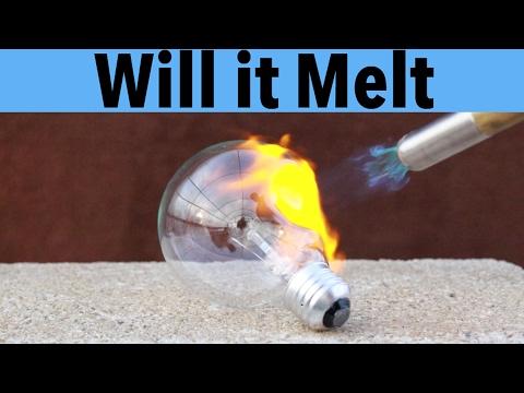 Will it Melt Light Bulb