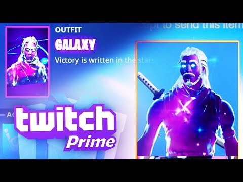 The NEW FREE SKIN GIFT & FREE TWITCH PRIME SKIN in Fortnite..