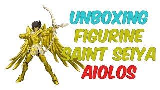 UNBOXING FIGURINE SAINT SEIYA AIOLOS PANORAMATION - FR - 4K