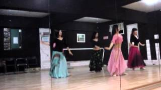 Belly Dance - El Mashrabia
