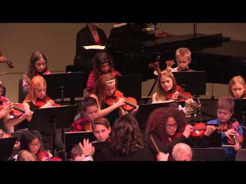 5th and 6th Grade Orchestra Concert - December 5th, 2017