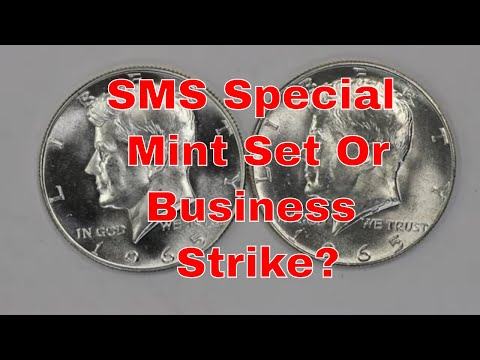 SMS, Business Strike Or Proof? Do You Know Which Your Coin Is?