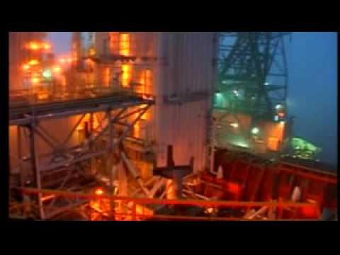 Sakhalin-2 Project_Molikpaq Platform.mpg