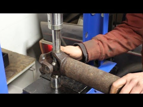 2008 Ford Escape - U-joint replacement