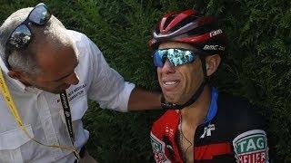 Tour De France 2018- Crash Compilation