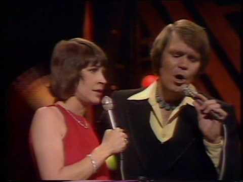Glen Campbell & Helen Reddy - Glen Campbell Live in London (1975) - Delta Dawn