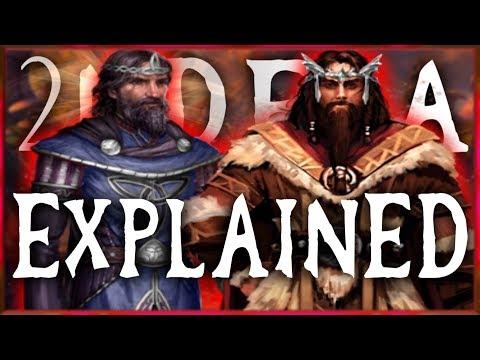 The Second Era EXPLAINED! Tiber Septim, Numidium, More Akaviri Invasions - Elder Scrolls Lore