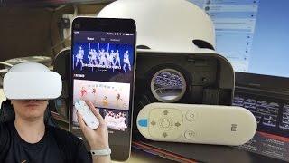 Xiaomi Mi VR обзор на шлем виртуальной реальности! ОФИГЕТЬ Samsung Gear VR и Google Daydream View???