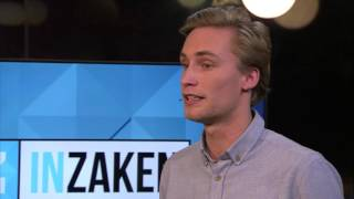 RTLZ in Zaken Pitch, Jouri Schoemaker namens Shake-on