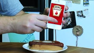 New Condiment App For iPhone?!?!?