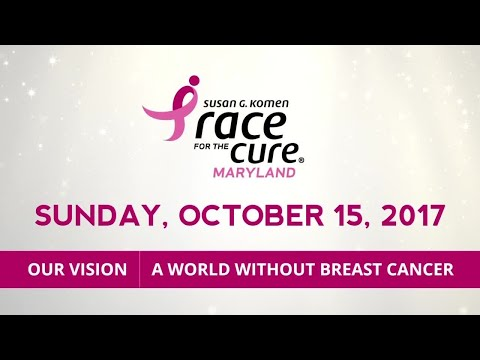 Komen Baltimore race for the cure special