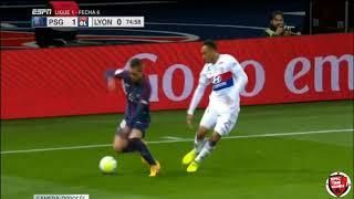 Asistencia de Lo Celso y gol de taco de Cavani en la victoria del PSG.