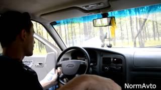 видео тест драйв чери амулет