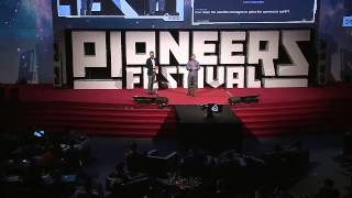 Disrupting Space: Taking Satellites from Garage to Orbit – Mike Safyan - Pioneers Festival 2014