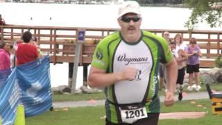 Wegmans at the 2011 Finger Lakes Triathlon
