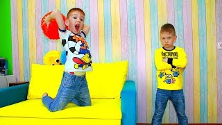 Рома и его Двойник Хелпик все испортил Новая серия Для детей kids children