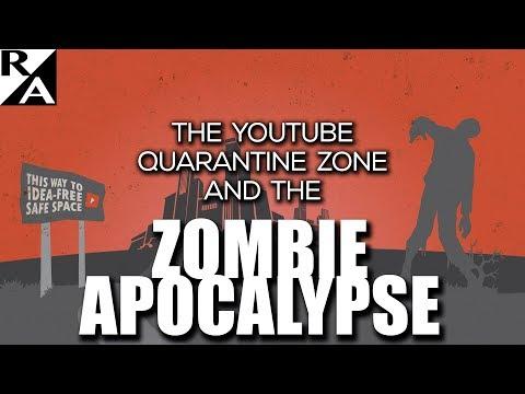 Right Angle - The YouTube Quarantine Zone: Zombie Apocalypse - 10/13/17