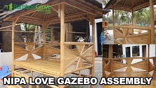 Bamboo Grove Furniture - Nipa Love Assembly