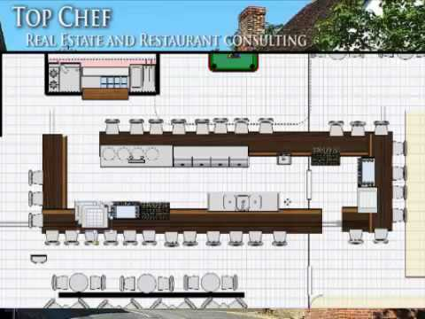 Bar And Grill Design Part 3 Youtube
