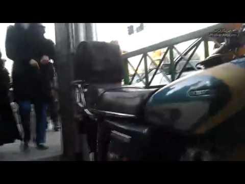iran green 25bahman police brutality