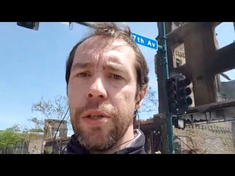Российский журналист Михаил
