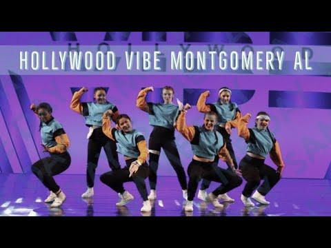 PRJ Dance Competition Vlog   Hollywood Vibe Montgomery AL