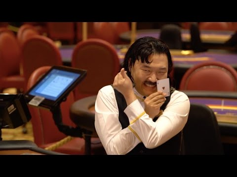 PSY - 'New Face' M/V MAKING FILM