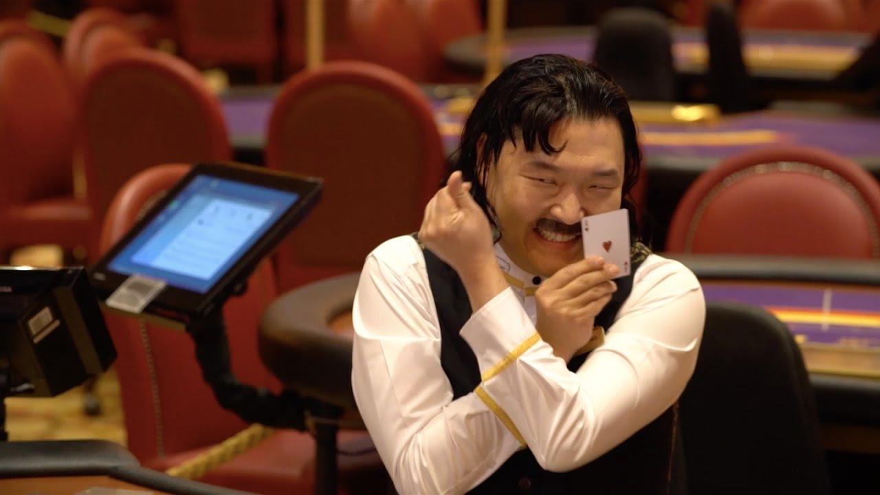 Psy New Face