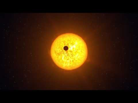 TRAPPIST-1 System Has 7 Earth-Sized Exoplanets, 3 In Habitable Zone | Video