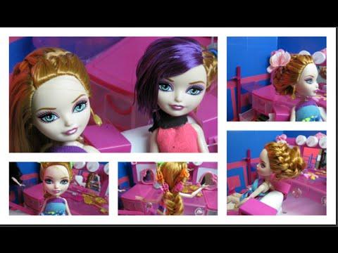 cute dolls hairstyles