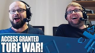 Access Granted - We're BACK With A Turf War...