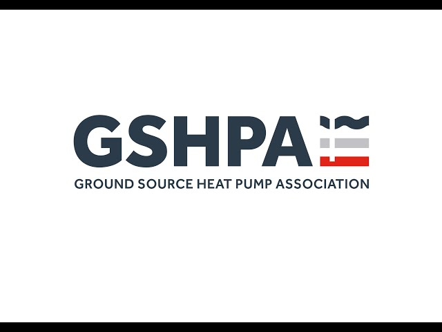 GSHPA Webinar Series: David Boon & Steve Thorpe: Making the most of BGS geological data GSHP design.
