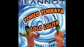 TCHICO TCHIKAYA & LOLO LOLITA (Jeannot - 1981-82) - From Congo To Nigeria