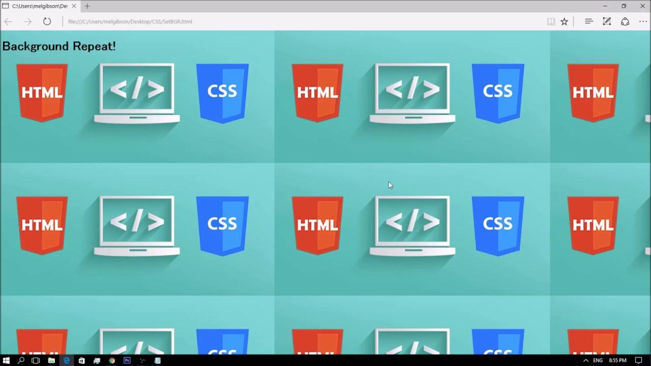 Background image css properties - Css Properties