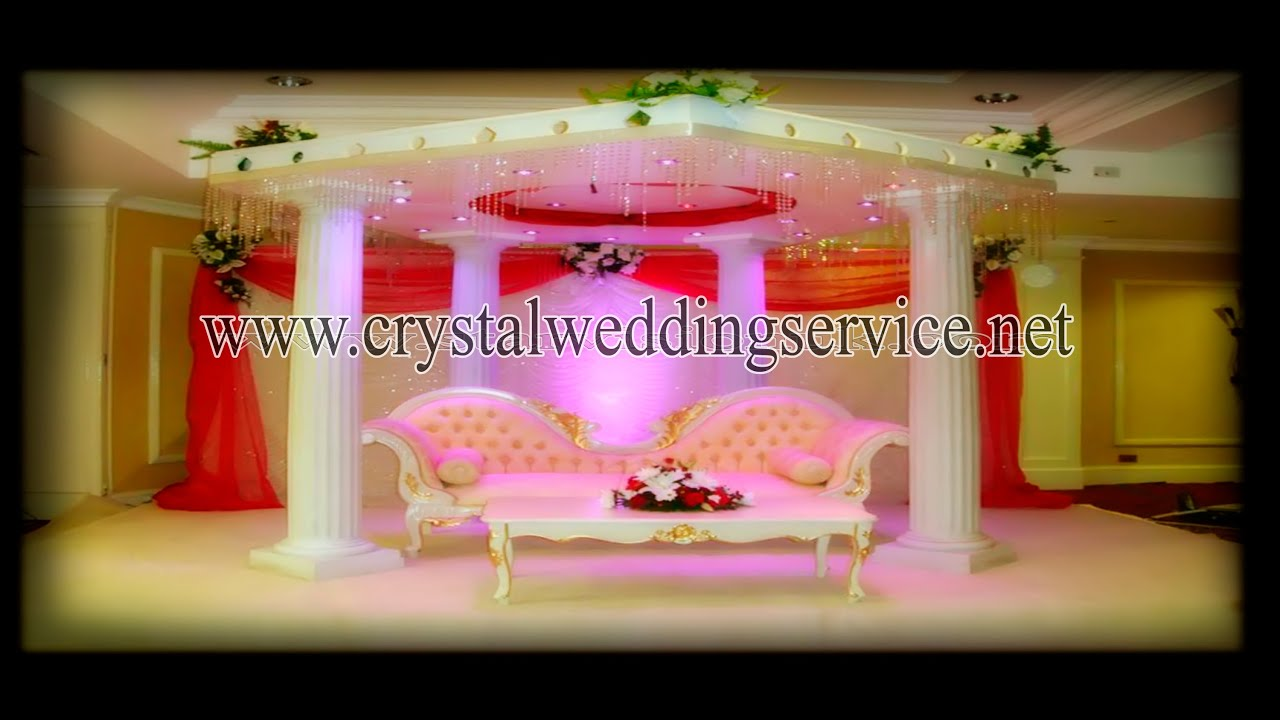 Asian Wedding Stage Decorations Photographer Videographer Youtube
